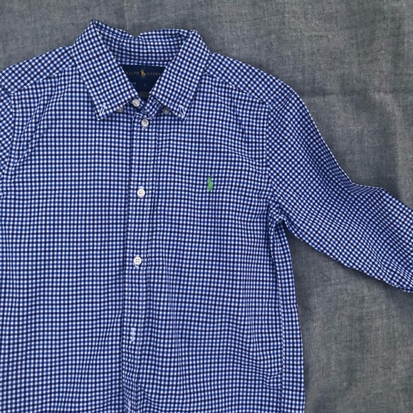 Ralph Lauren Other - Button up shirt